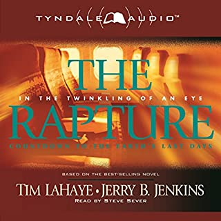 The Rapture cover art