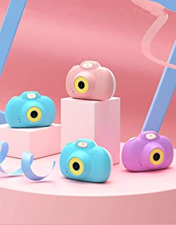 LMWB digitalkamera för barn kan spela in video 2000 W mini baby HD liten slr barngåva 32G SD-kort@prinsessa_Powder_____32G