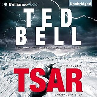 Tsar audiobook cover art