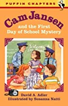Cam Jansen and the First Day of School Mystery (Cam Jansen, No. 22) by David A. Adler (2003-07-28)