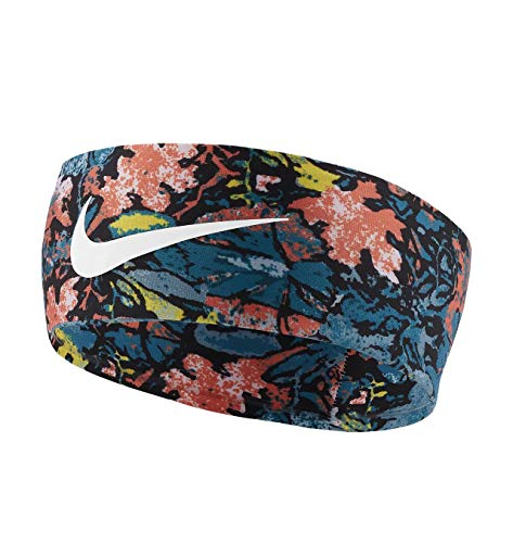Nike Diadema Unisex para Adultos, Multicolor, 6,5 cm