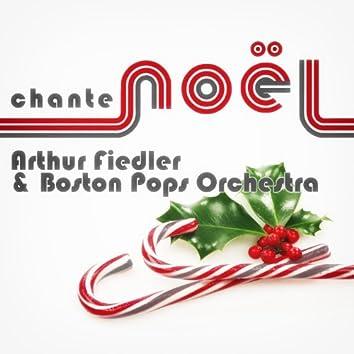 Arthur Fiedler & Boston Pops Orchestra Jouer de Noël