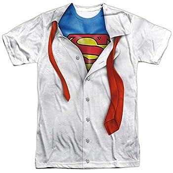 DC Comics Superman Red Tie Costume Reveal T-Shirt