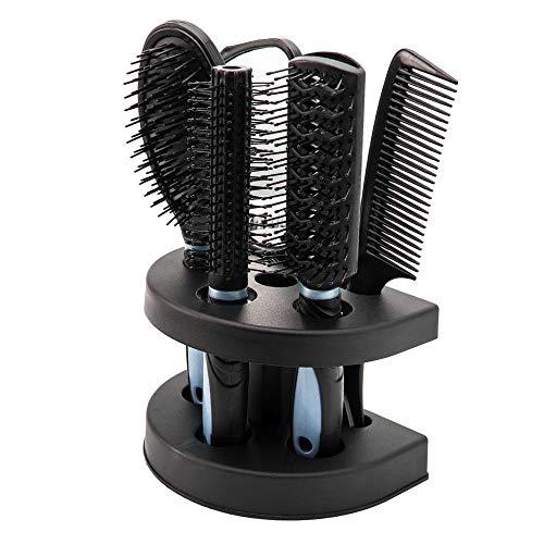 5pcs Hair Brush Comb Set Women L...