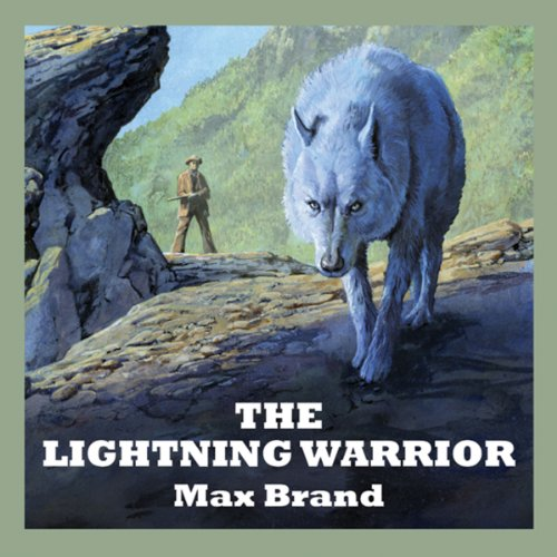 The Lightning Warrior audiobook cover art