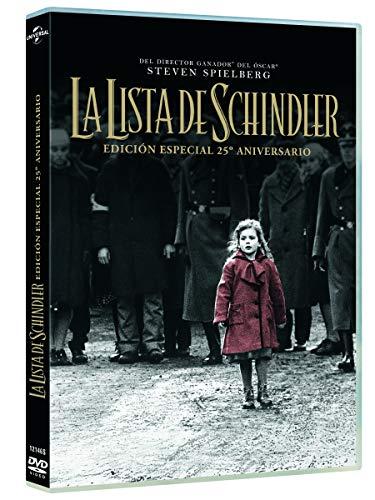 La Lista De Schindler (DVDs Película + DVDs Extras)