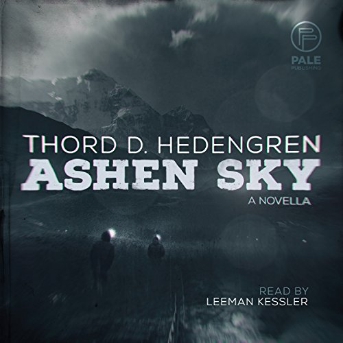 Ashen Sky audiobook cover art