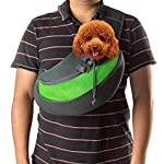 Acediscoball Comfort Travel Tote Sling Carrier Backpack for Puppy Pet Dog Cat 5