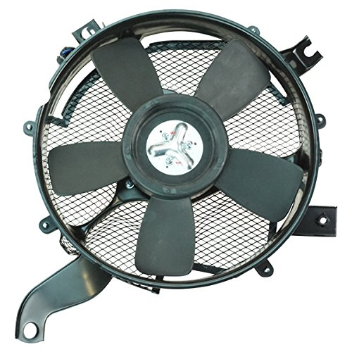 AC A/C Air Conditioning Condenser Cooling Fan w/Motor for 92-00 Montero