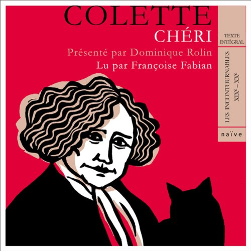 Chéri audiobook cover art