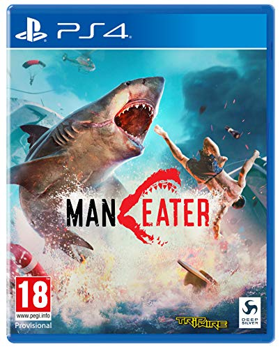 Maneater - Day-One - PlayStation 4