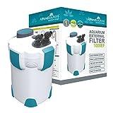 Best Aquarium Canister Filters - All Pond Solutions 1000EF Aquarium External Filter, 1000 Review