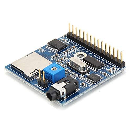 Guiping Smart Modul Voice Playback Modul Board MP3 Reminder für Arduino – Produkte, die mit offiziellen Arduino Boards funktionieren.