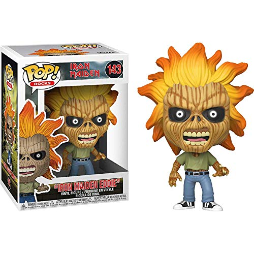 Funko Pop! Rocks: Iron Maiden - Iron Maiden