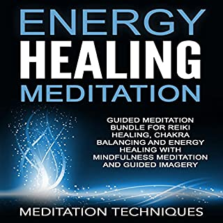 Energy Healing Meditation cover art