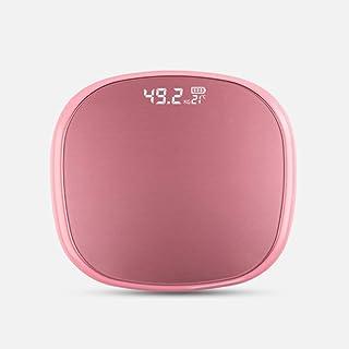 HARLEY BLAKE Báscula de Peso de Cristal líquido Cuerpo batería electrónica Seca báscula hogar precisión Adulto niño Salud pesaje báscula electrónica báscula de baño