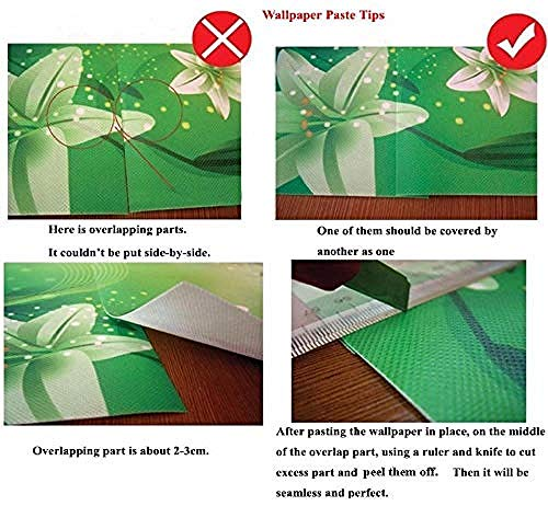 Papel tapiz Mural Autoadhesivo PVC Cartoon House Lollipop 3D Poster Fotos Paredes Arte Habitación in Pared Pintado Papel tapiz 3D Decoración dormitorio Fotomural sala sofá pared mural-430cm×300cm