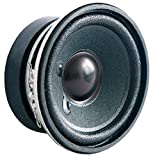 Visaton VS-FRWS5R/8 - Altavoces (Alámbrico, 4 W, 150-20000 Hz, 8 Ω, Negro)