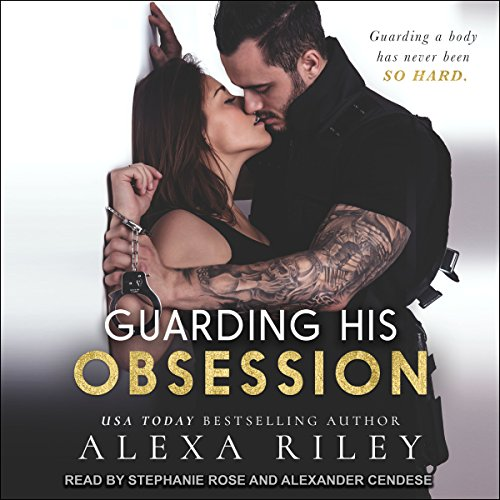 Guarding His Obsession audiobook cover art