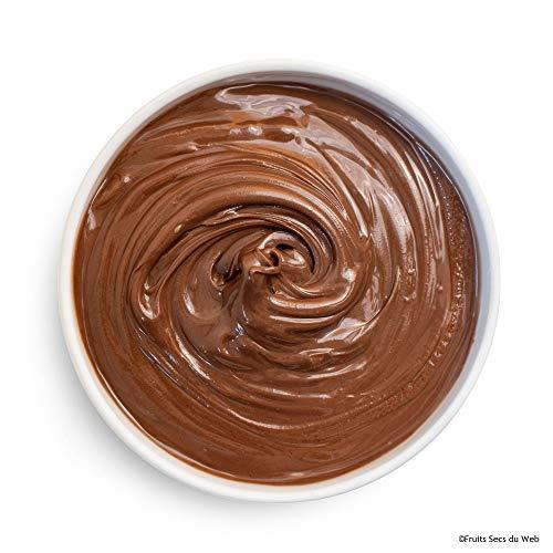 Praliné Pâte Artisanal 25% Amande - 25% Noisette - - , Pot 1 kg