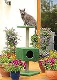 CLEVERCAT Outdoor Kratzbaum 8404