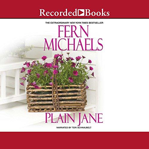 Plain Jane audiobook cover art