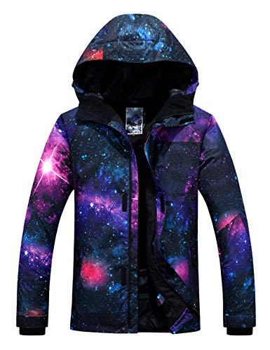 APTRO Men's Skiing Jacket Waterproof Windproof Breathable Snow Coat Style 2 XL