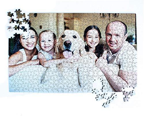 1000 Stück Personalisierte Bilder Puzzle, Erstellen Sie Ihr eigenes Puzzle □ Klare Farben □ Schöne Geste for Familie und Freunde