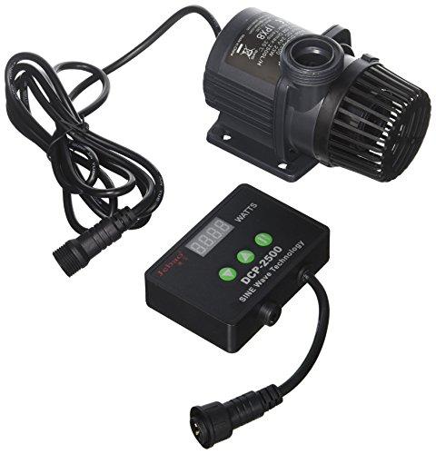 Jebao DCP Sine Wave Water Return Pump (DCP-2500), Black