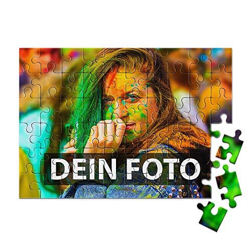 Foto-Puzzle 24 - 1000 Teile / inkl. Verpackung / mit eigenem Bild Bedrucken Lassen - 60 Teile - Kartonverpackung