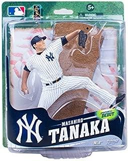 McFarlane Toys 2014 MLB Sports Picks Masahiro Tanaka New York Yankees Pinstripes Figure