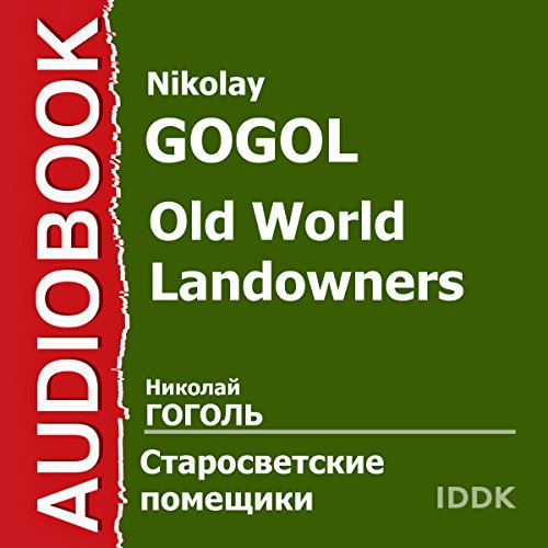 Old World Landowners[Russian Edition] audiobook cover art