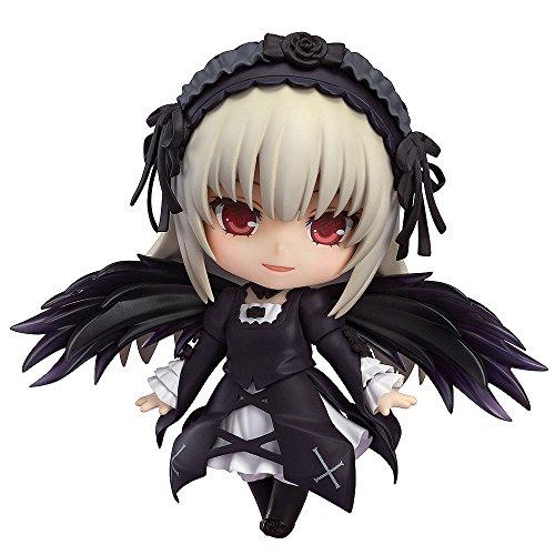 Rozen Maiden Suigintou Nendoroid (non-échelle ABS et ATBC-PVC peint figurines mobiles)