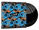 Steel Wheels Live (4 LP-Vinilo)