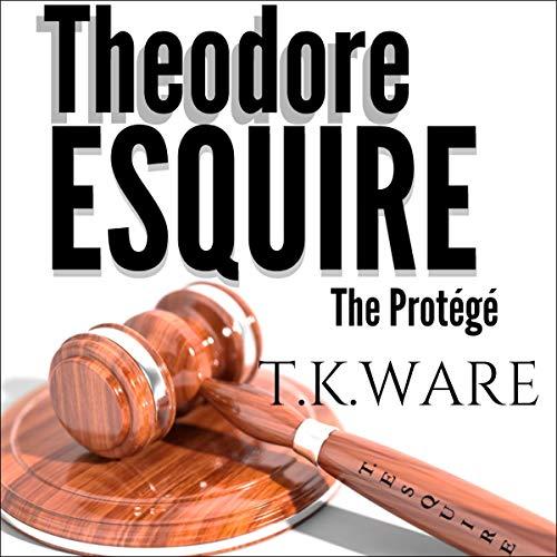 『Theodore Esquire』のカバーアート