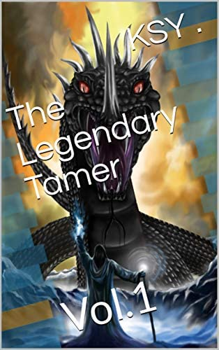 The Legendary Tamer Vol 1 product image