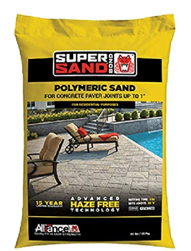 Gator Polymeric Super Sand Bond. for Paver Joints up to 1 Inch (Beige