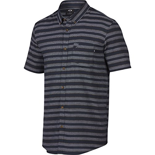 Oakley Choice T-Shirt Homme, Fathom, FR : 34 (Taille Fabricant : S)