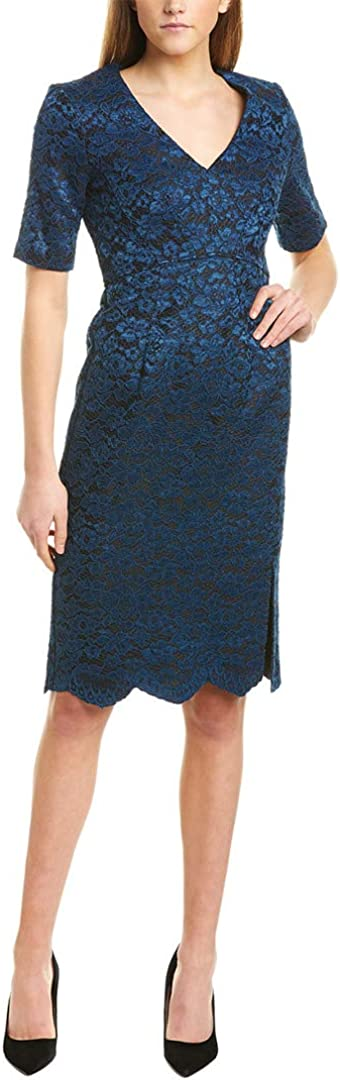 Time sale Taylor Dresses Women's Elbow Sleeve Bonded Lace Dress Manufacturer direct delivery