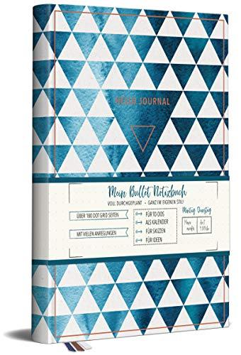 Hello Journal: Bullet Notizbuch - Geo love (monbijou)
