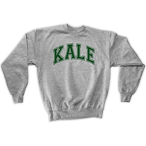 Outsider. Herren Unisex Kale Sweatshirt - Grau - Small