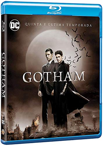 GOTHAM TEMPORADA 5 Blu-ray