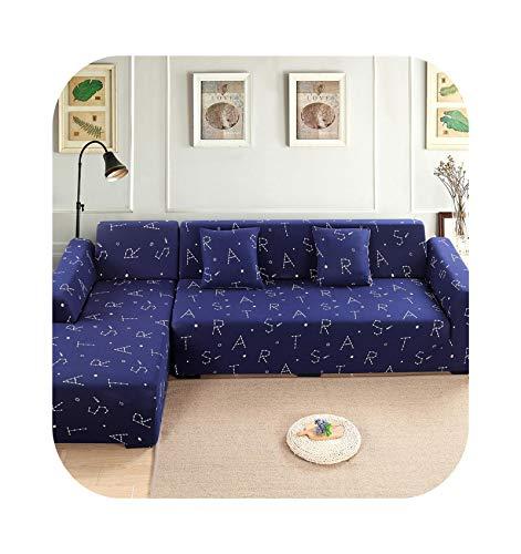 Sofa Covers - Funda de sofá con estampado elástico, para salón, animales, salón o silla larga