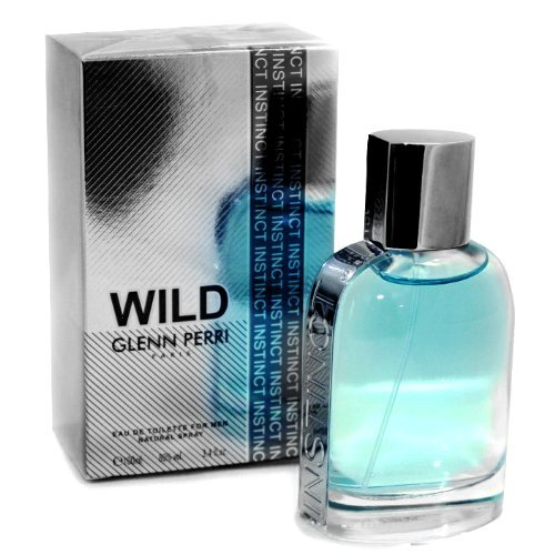 Wild Instinct By Glenn Perri Cologne All items in the store for Eau 100 Oz Bargain sale 3.4 Ml Men