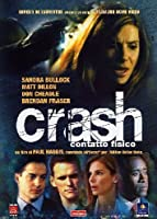 Crash: Contatto Fisico (Dvd) [ Italian Import ]