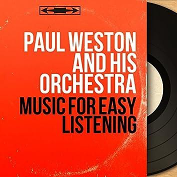 Music for Easy Listening (Mono Version)