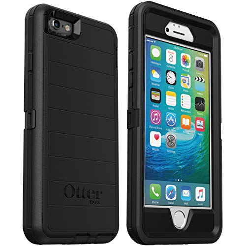 OtterBox Defender Series Rugged Case for iPhone 6s & iPhone 6 (NOT Plus) Case Only - Non-Retail Packaging - Purple Nebula - with Microbial Defense