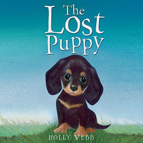 The Lost Puppy audiobook cover art