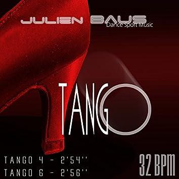 Tango (dance sport music)