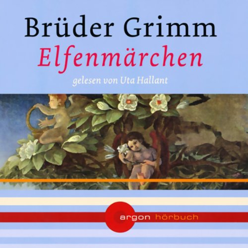 Elfenmärchen audiobook cover art